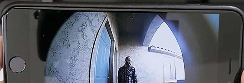 Front Doorbell Camera